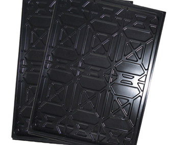 BendPak Drip Trays Polypropylene Drip Trays for Four-Post Car Lifts
