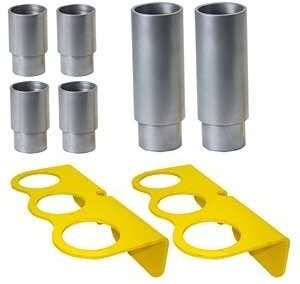 Challenger Lifts Stack Adapter Kit 10K and 12K Two Post Lifts 10315