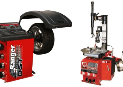 Ranger Tire Changer Dynamic Wheel Balancer Combo R980XR DST2420