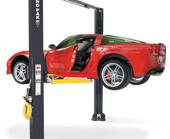 BendPak Trumatic Two Post Car Lift XPR-10AS 10,000 Capacity
