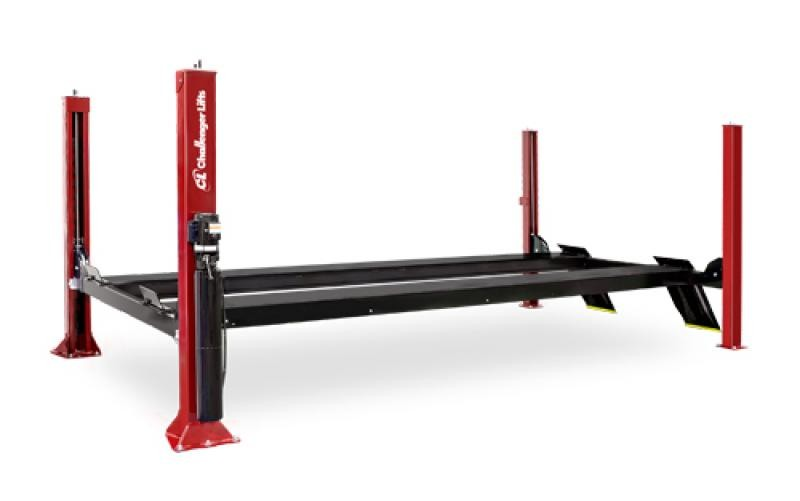 Challenger Four Post Closed Front Car Lift 15,000 LB. 4015EFX