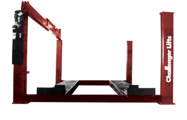 Challenger Heavy Duty Four Post Lift 44030 30,000 lb