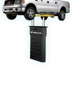 Challenger Inground Two Post Car Lift Three Stage Arms EV1020