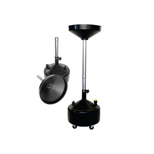 Dannmar DO-8G 8 Gallon Upright Portable Oil Drain