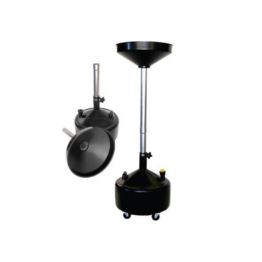 Dannmar DO-8G 8 Gallon Upright Portable Oil Drain