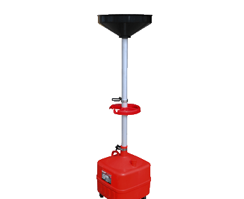 Ranger 9-Gallon Upright Portable Oil Drain RD-9G