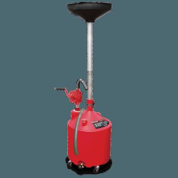 Ranger Portable Oil Drain With Pump Drain Valve RD-18G