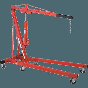 Ranger Two Ton Folding Shop Crane RSC-2TF